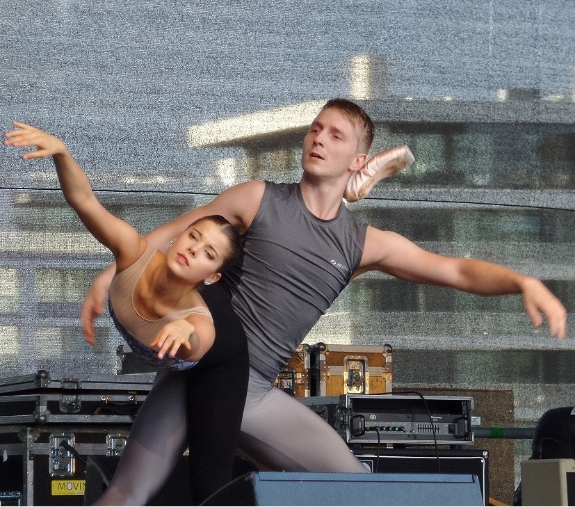 Ballet Finlandin blogi