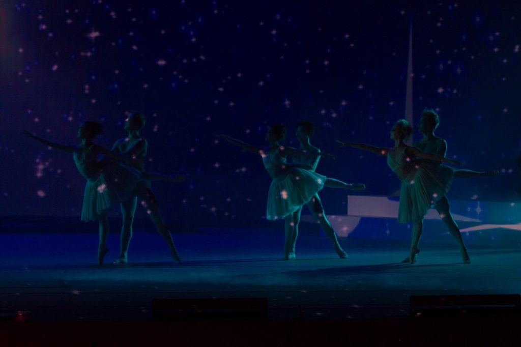 Ballet Finland Kansallisoopperan ja -Baletin CircOperassa
