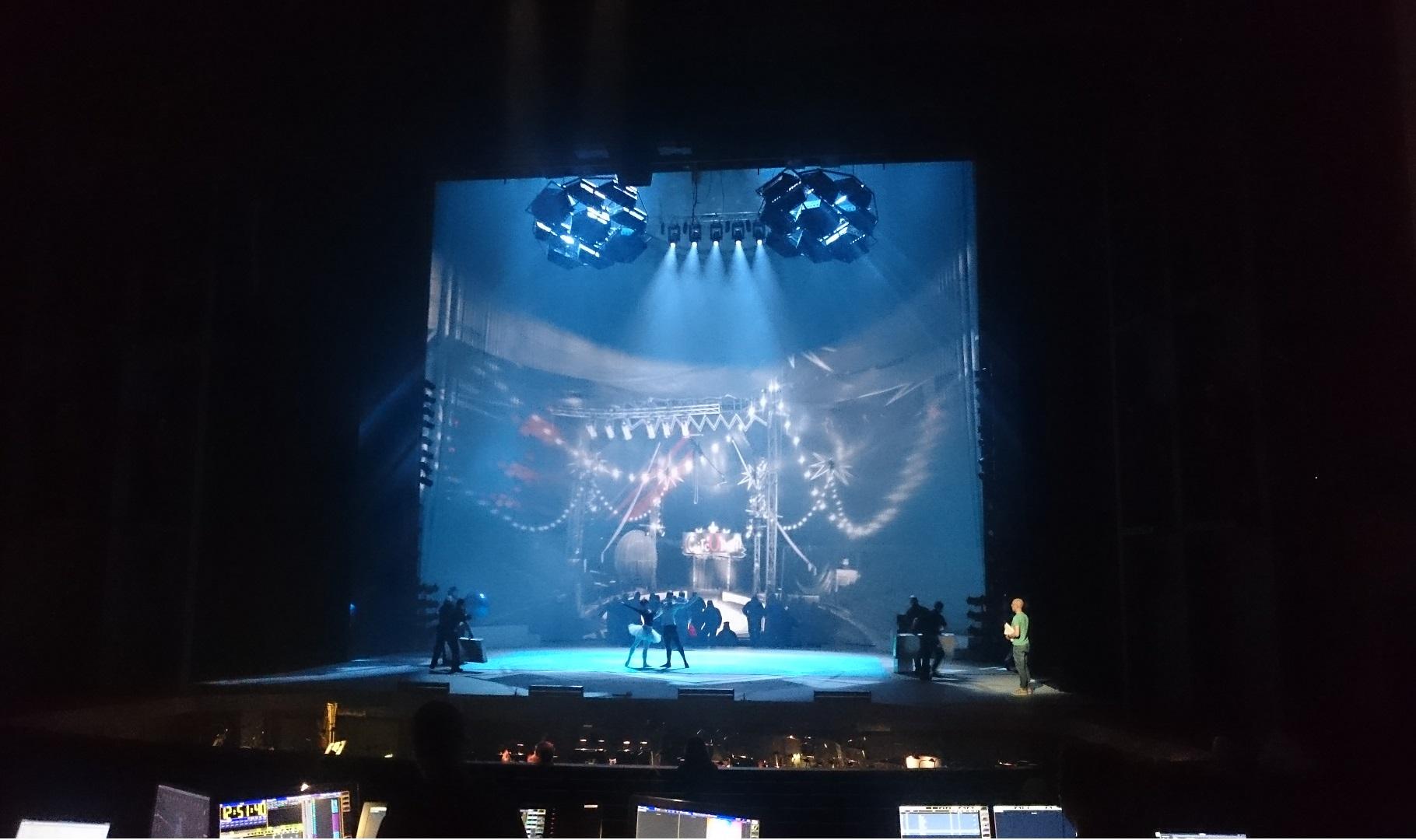 Ballet Finlandin kausi käynnistyi CircOperalla