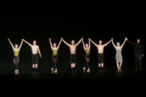Ballet Finland palautetta