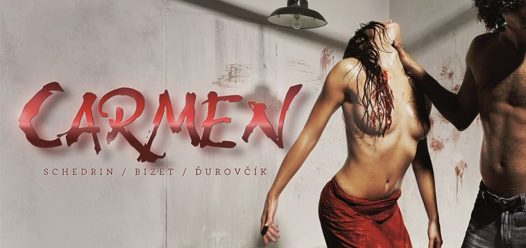Slovak Dance Theatre - Carmen with text